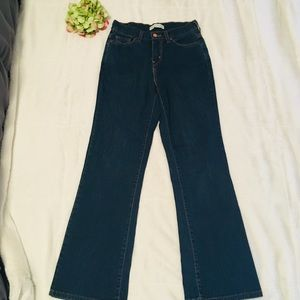 Women's Perfectly Slimming  Boot Cut 512 Levi's 4S